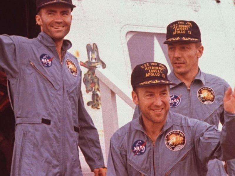 """NASA marking the 50th anniversary of """"successful failure"""" Apollo 13 mission"""