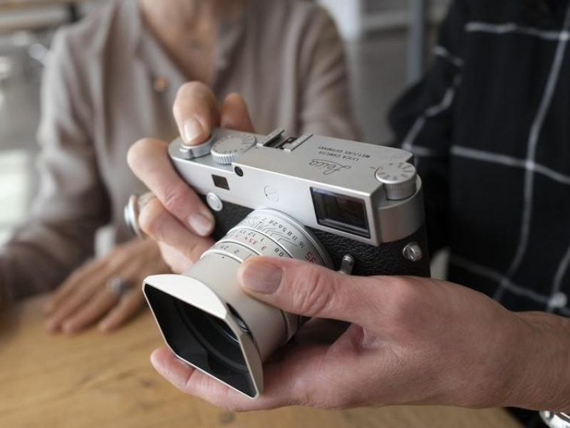 Leica and Olympus are offering free virtual courses and talks for photographers