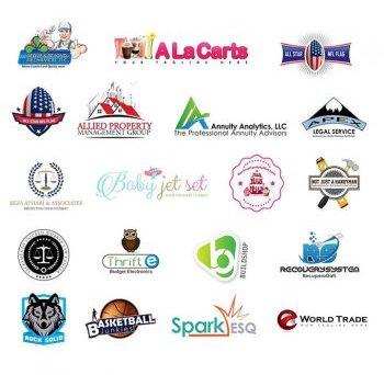 Website Development & Designs Portfolio - Logo Design